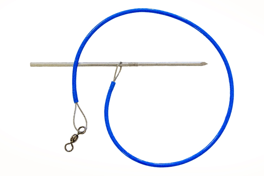 shd-fish-stringer-with-2-mm-stainless-wire-under-plastic-hd-tube